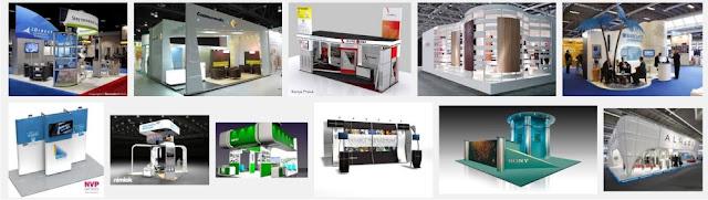 jasa desain stand exhibition