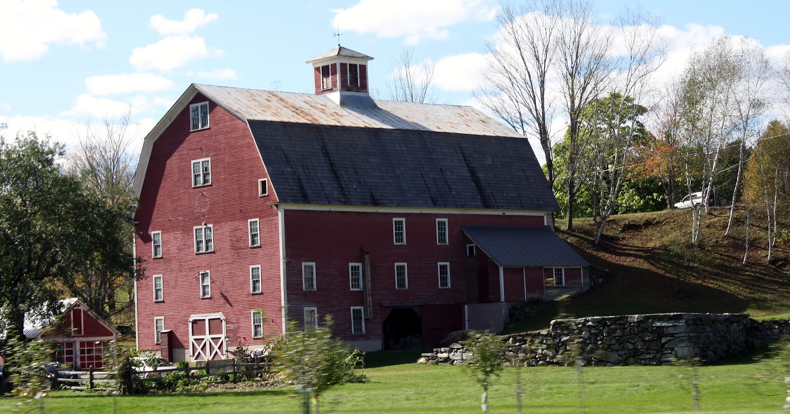 White River Division Vermont Barns Part Two