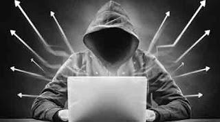 serangan cyber, attack