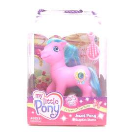 My Little Pony Sapphire Shores Jewel Ponies G3 Pony