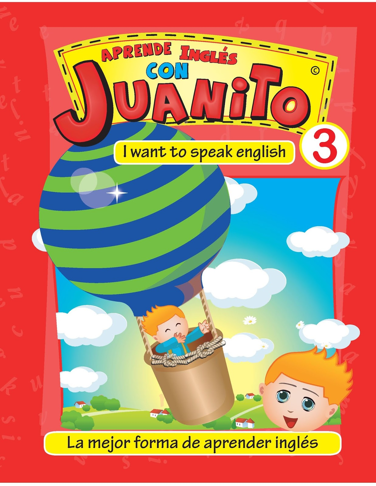 Mejores Libros Aprender Ingles Aprende Inglés Con Juanito I Want To Speak English 3