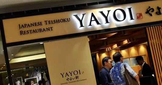 I Am A Dekaphobic Yayoi Manila S First Teishoku