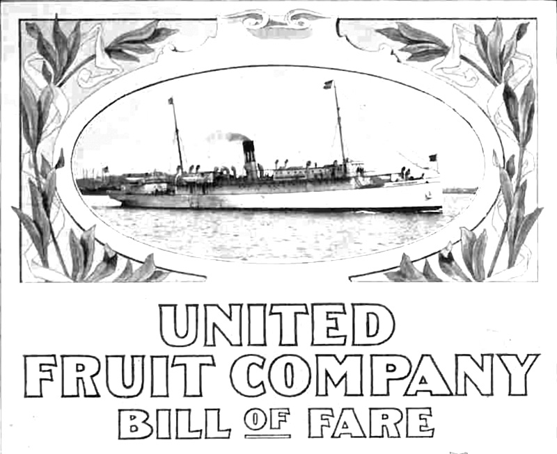United Fruit Company El Pulpo