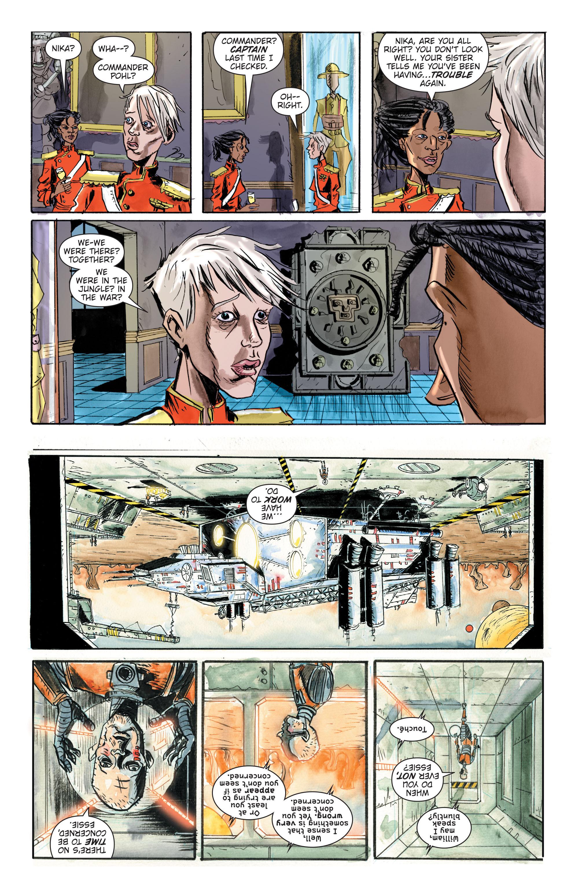 Read online Trillium comic -  Issue # TPB - 108