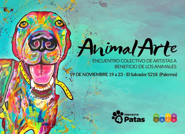 #AnimalArte