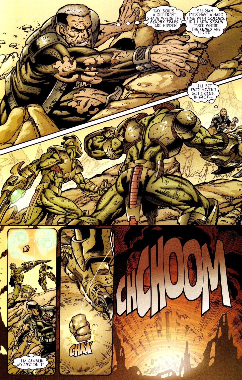 Read online Sigil (2000) comic -  Issue #15 - 13