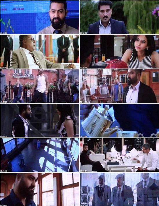 Nannaku Prematho 2016 Tamil Movie Download DVDScr