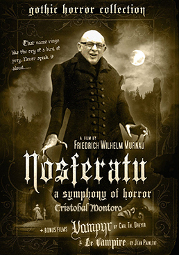 el villano arrinconado, humor, chistes, reir, satira, Nosferatu, Cristobal Montoro