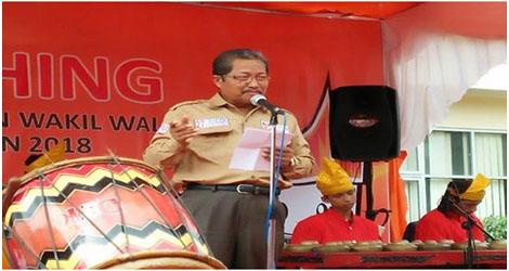 KPU Kota Padang Launching Pilkada Badunsanak!!