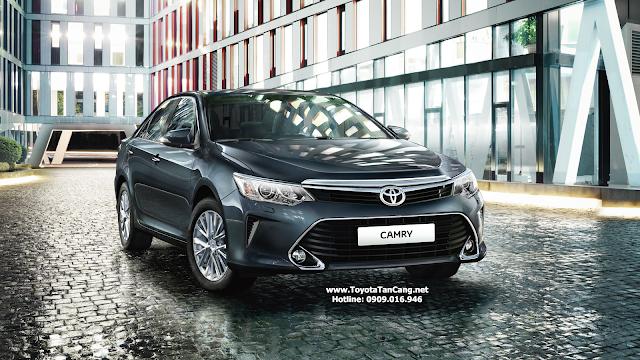 toyota camry 2015 toyota tan cang 10 -  - Xe mới và xe cũ đã qua sử dụng : LỢI và HẠI ?