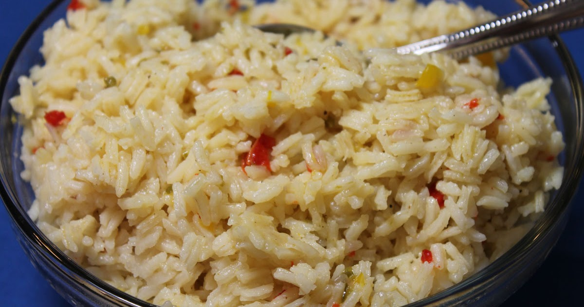 how to make rice more tasty