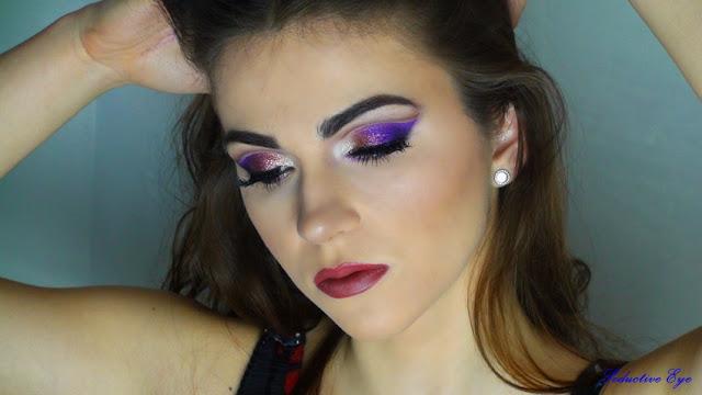 Piątek z Blogerką Beauty: Seductive Eye ;)