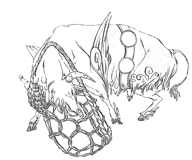 free coloring pages of tokidoki unicorn