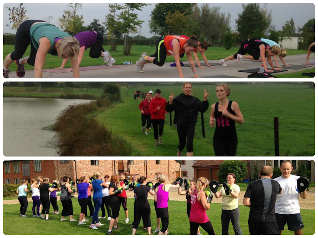 Hillmotts residential bootcamp review - Tess Agnew fitness blogger