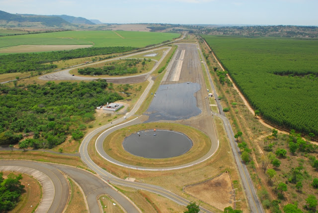 Campo de Provas da Bridgestone no Brasil comemora 20 anos