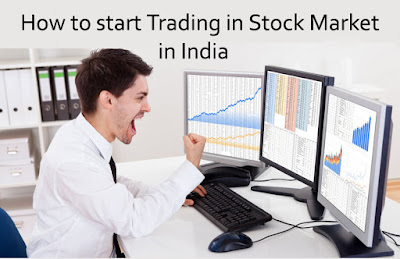 How to start Trading in Stock Market in India