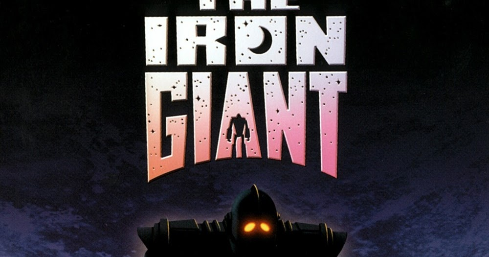 Movie Posters 1999: The Geeky Nerfherder: Movie Poster Art: The Iron Giant (1999
