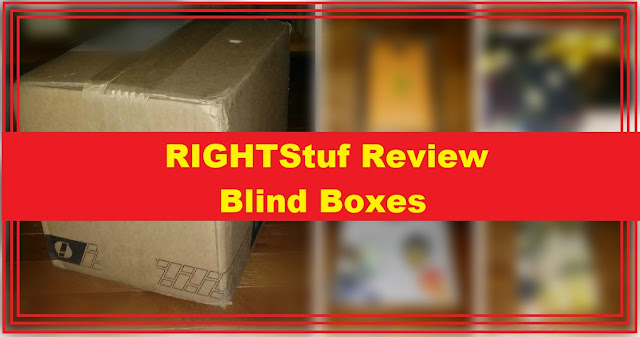 RightStuf Review : Blind Box | Anime