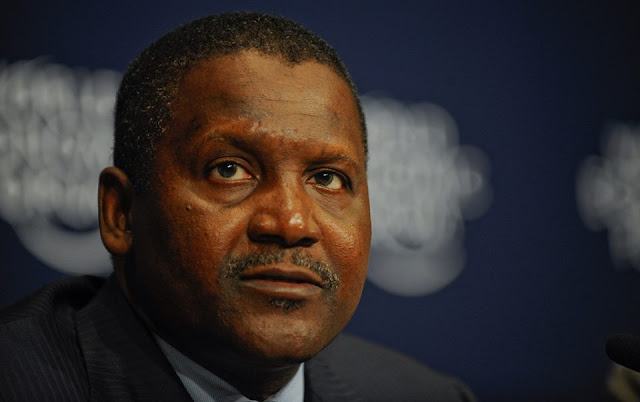 Alhaji Aliko Dangote celebrates birthday, celebrity news