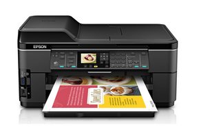 How to download printer free Epson WorkForce WF-7510 driver & software (Recommended)