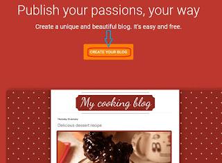 Cara Membuat Blog Secara Lengkap dan Mudah