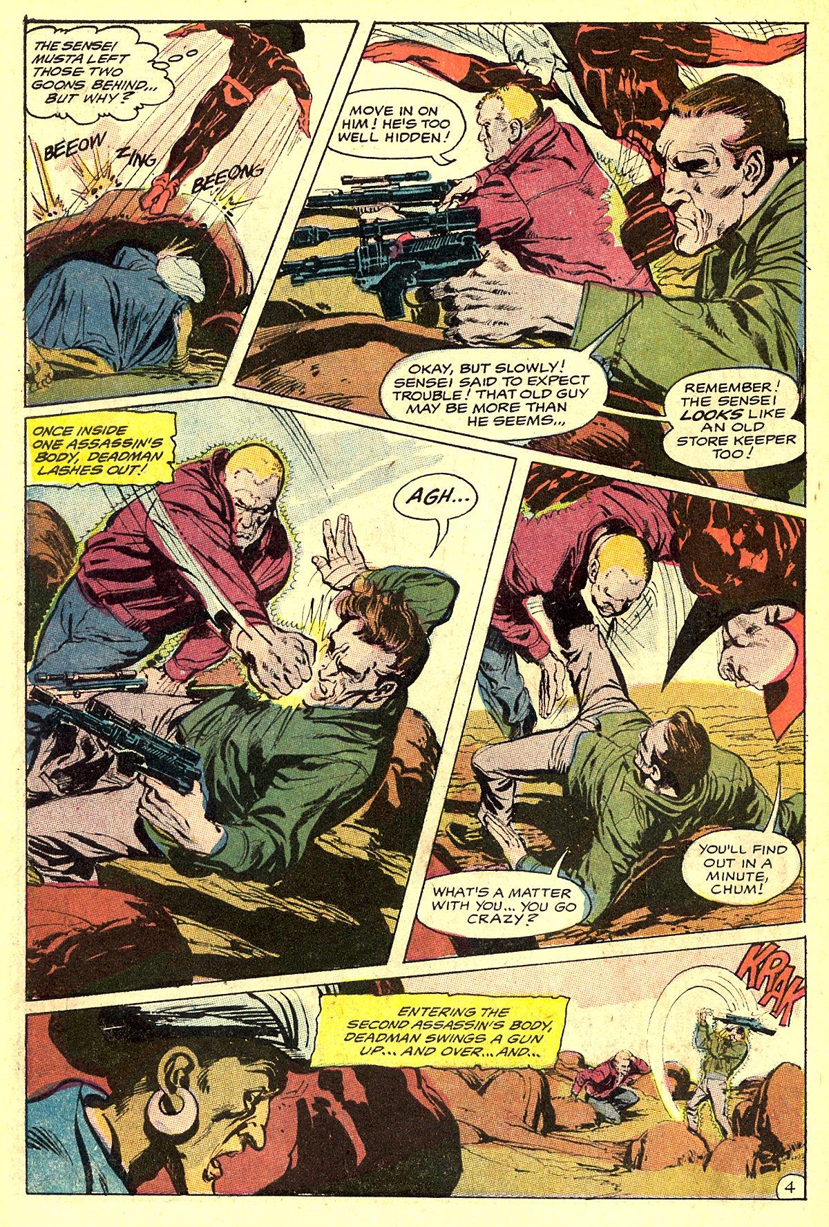 Strange Adventures (1950) issue 216 - Page 6