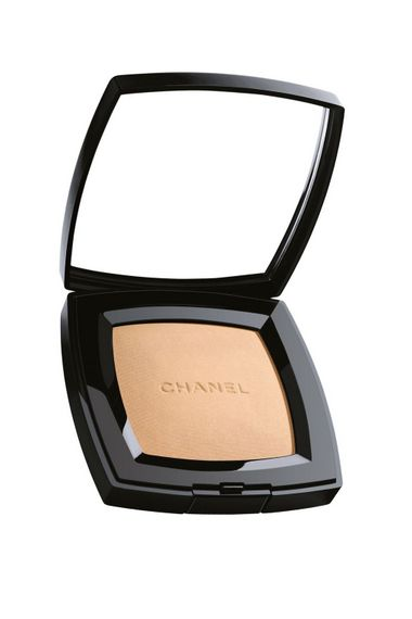 Chanel Pressed Powder party makeup quic tip