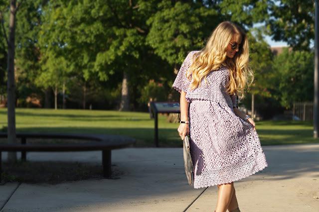 two piece chic wish dress