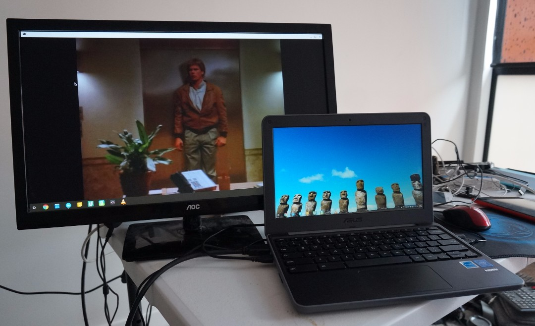 HDMI and Video Playback in Chrome OS Part 2