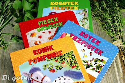Historyjki podwórkowe - recenzja serii książeczek dla dzieci