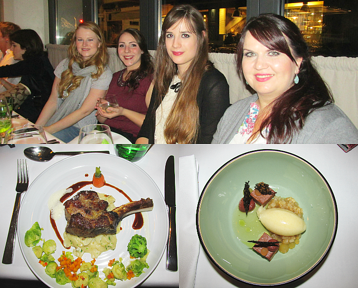 ALCINA Makeup Beauty Event - Restaurant Gui