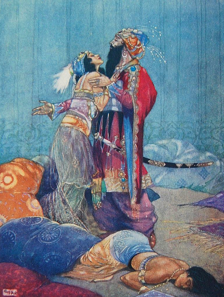 Scheherazade by Rimsky-Korsakov & Russian Orientalism in music - culture blog