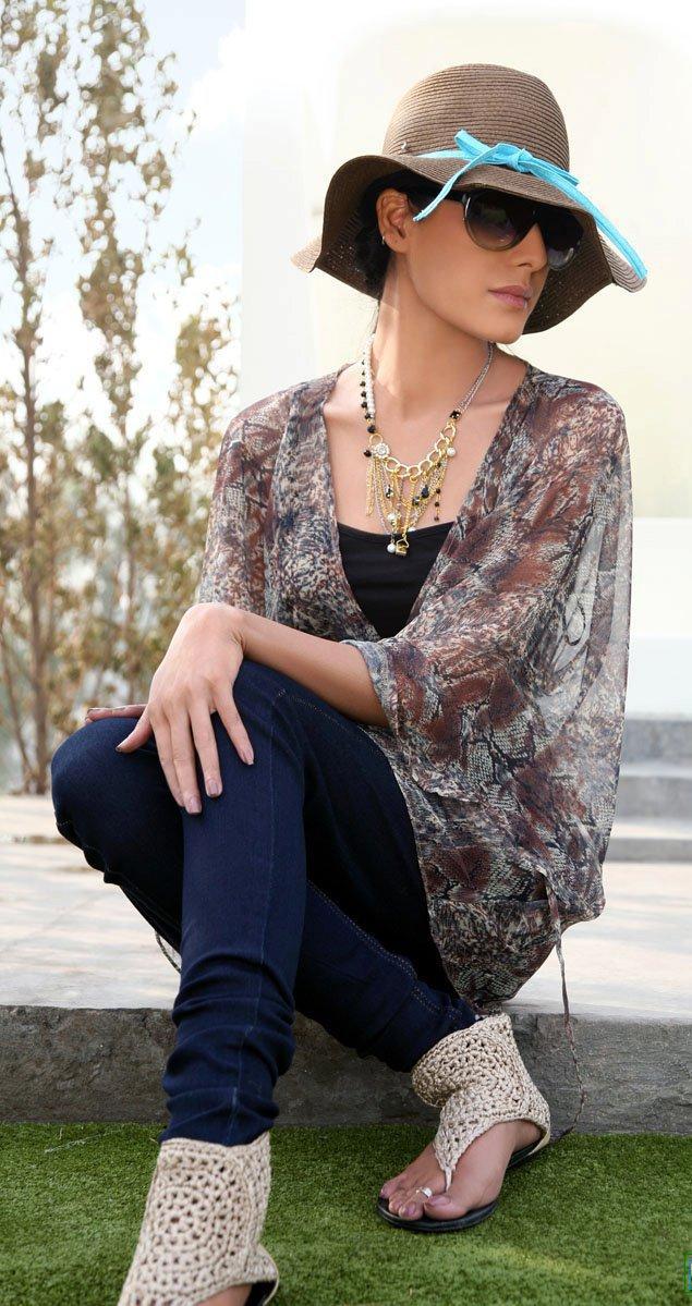 Stylish Jeans For Girls  Designer Women Jeans  Latest -2545