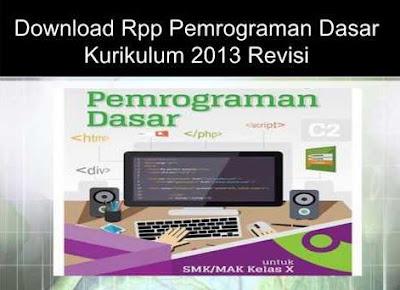 Download Rpp Pemrograman Dasar Kd Mengevaluasi Debugging Pada Aplikasi Sederhana