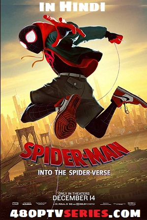 Spider-Man Into the Spider-Verse (2018) 800Mb Full Hindi Dual Audio Movie Download 720p HDCAM thumbnail