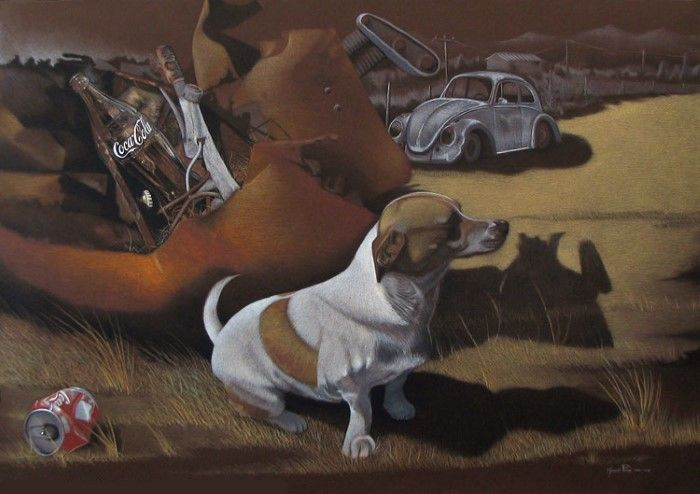 Сильный реализм. Marco Picci
