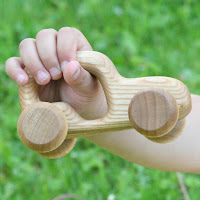 Baby Wooden Car LBC25, Lotes Toys