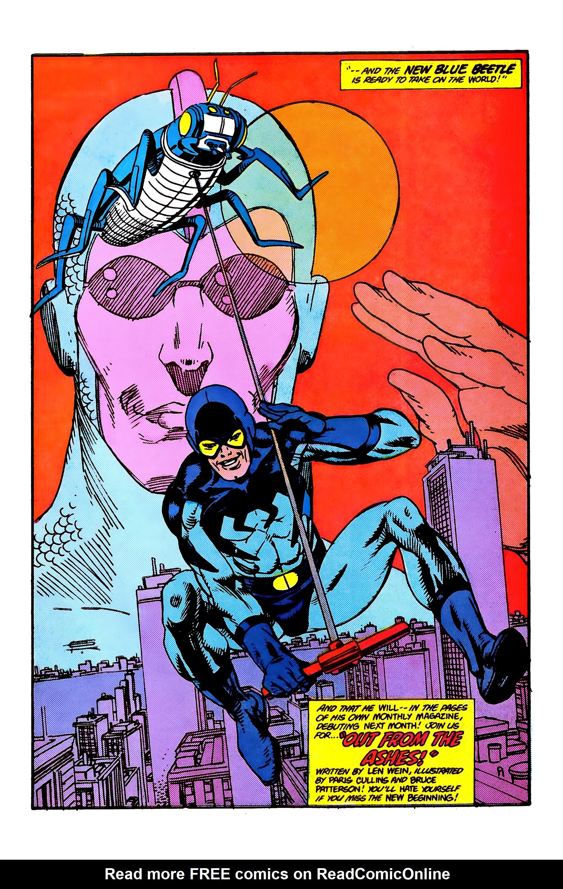 Read online Secret Origins (1986) comic -  Issue #2 - 31