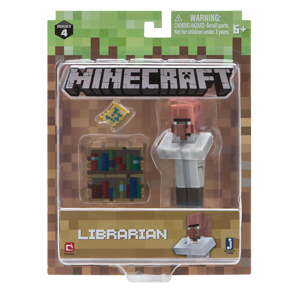 Minecraft Series 4 Overworld | Minecraft Merch