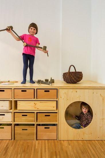 Las 5 claves a tener en cuenta para decorar una habitación de juegos infantil