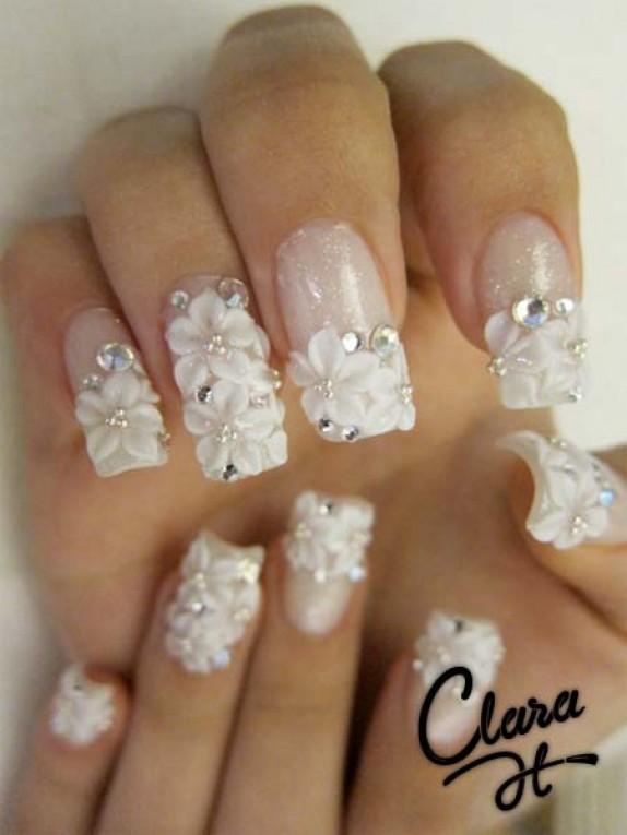 Favorite Prom Nail Designs