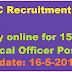 GPSC Recruitment 2016 Apply online for 1541 Medical Officer Posts
