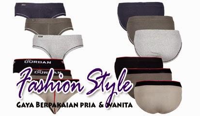 Model Celana Dalam Pria Durban DU Brief 2 Pack Underwear