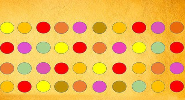 Test: ¿De qué  color es tu memoria?