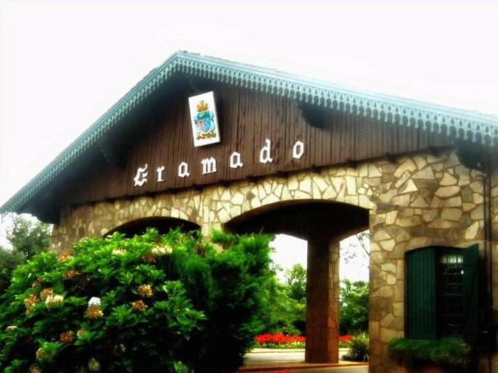 Pórtico Velho de Gramado: Via Nova Petrópolis