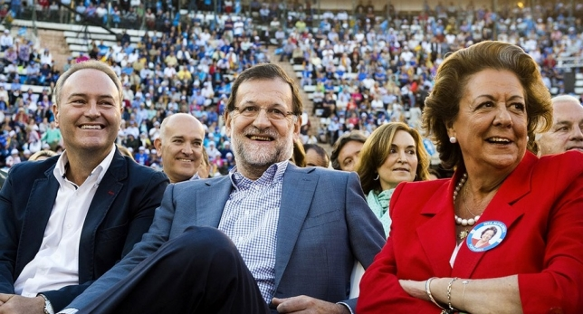 El PP deja caer a Rita Barberá