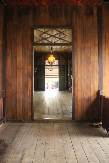 Ruang Loss Rumah Adat Bangka Belitung