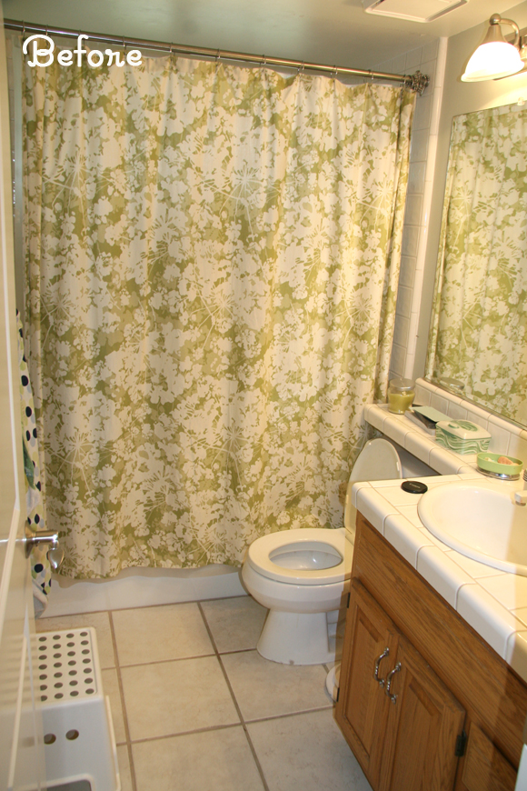 Bathroom Remodel Reveal: Four Flights Of Fancy: Bathroom Remodel Reveal