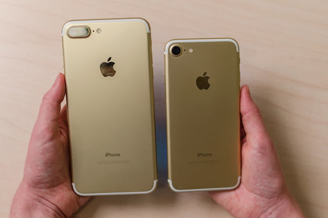 Perbedaan iPhone 7 dan iPhone 7 Plus