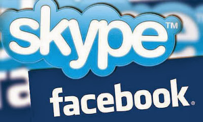 Sincronizar Facebook y Skype